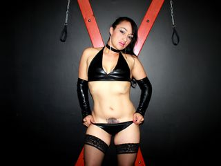 latex fetish sexshow EmilyDiscipline