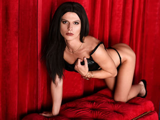 GoddessGloria Live Tranny Sex Pic