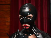 RubberRuby - ukfetishcams.co.uk
