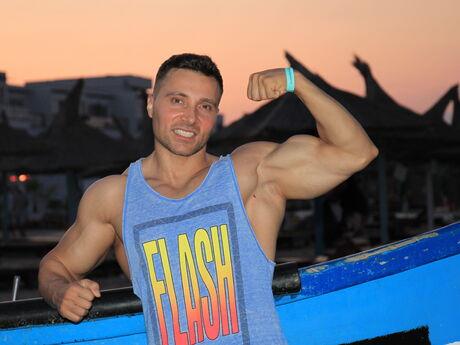 Sharing my husband nude