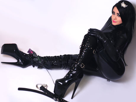 Live show with Mistress SubAngelDevoted