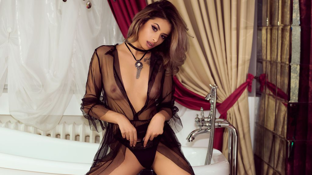 Discover and Live Sex Chat with DesireeV on Live Jasmin