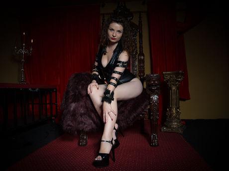 Live show with Mistress AnastasiaDomme